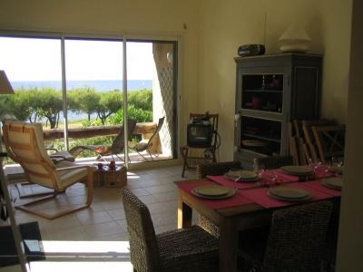 appartement location de vacances Lumio